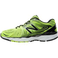 New Balance Mens M680 V4 Neutral Running Shoes Yellow