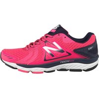 New Balance Womens W670 V5 Stability Running Shoes Pink
