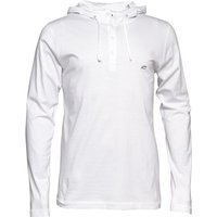 French Connection Mens Sneazy Hoody White