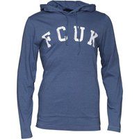French Connection Mens Arc Hoody Light Blue Mel