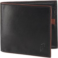 Onfire Mens Leather Wallet Black