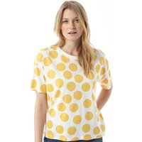 Only Womens Dots Top Cloud Dancer Yolk