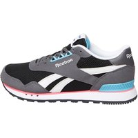 Reebok Womens Royal Sprint Trainers Grey/Black/White/Blue/Pink