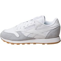 Reebok Womens CL Leather SPP Trainers White/Grey/Black