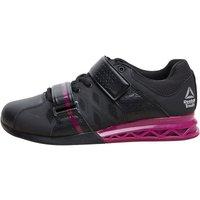 Reebok Womens CrossFit Lifter Plus 2.0 Trainers Black/Berry