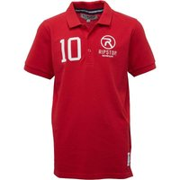 Ripstop Junior Jackles Polo True Red