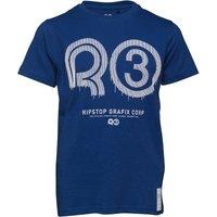 Ripstop Junior Klitch T-Shirt Maz Blue