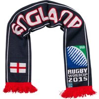 Rugby World Cup England Scarf Navy