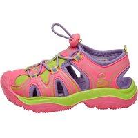 SKECHERS Infant Girls Cape Cod Water Sandals Pink/Green