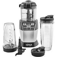 Ninja Ultimate Chopper  Blender   038  Mini Food Processor with Auto iQ 1200W   8211  NN100UK