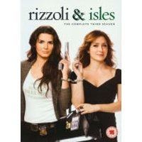Rizzoli & Isles - Season 3
