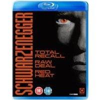 Schwarzenegger Triple (Total Recall / Red Heat / Raw Deal)