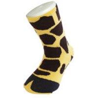 Silly Socks Giraffe Feet - Kids Size 1-4