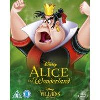 Alice in Wonderland - Disney Villains Limited Artwork Edition