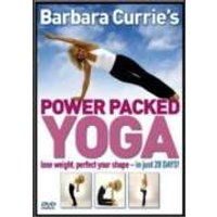 Barbara Curries Power Packed Yoga