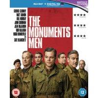 The Monuments Men (Includes UltraViolet Copy)