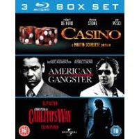Casino / American Gangster / Carlitos Way