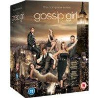 Gossip Girl - Seasons 1-6