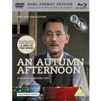 An Autumn Afternoon / A Hen in the Wind (Dual Format Edition)