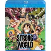 One Piece The Movie: Strong World (Includes DVD)
