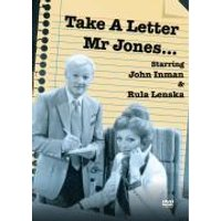 Take A Letter Mr. Jones...