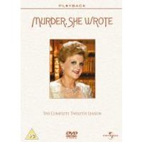 Murder She Wrote - Series 12 Box Set