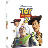 Toy Story 2 - Zavvi Exclusive Limited Edition Steelbook (The Pixar Collection #4)