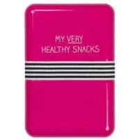 My Very Healthy Snacks Lunchbox