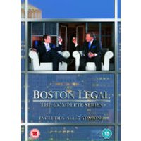 Boston Legal - Series 1-5 - Complete