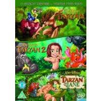 Tarzan / Tarzan 2 / Tarzan And Jane