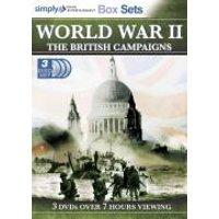 World War II (2): The British Campaigns