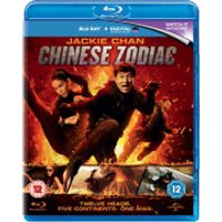 Chinese Zodiac (Includes UltraViolet Copy)