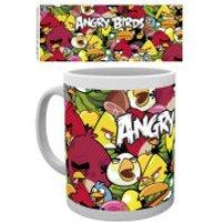 Angry Birds Pile Up Mug