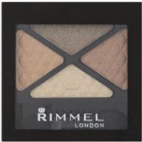 Rimmel Glam Eyes Quad Eyeshadow - Sun Safari