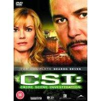 CSI: Crime Scene Investigation - Complete Season 7