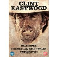 Clint Eastwood Westerns Collection (Pale Rider, Unforgiven, The Outlaw Josey Wales)