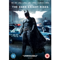 The Dark Knight Rises (Includes UltraViolet Copy)