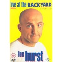 Lee Hurst - Live At The Backyard