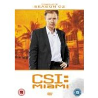 CSI Miami Complete Season 2