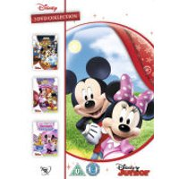 Mickey Mouse Clubhouse Triple: Minnie Rella / Quest For Crystal Mickey / Minnies Pet Salon