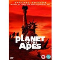 Planet of the Apes - Red Tag Box Set