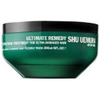 Shu Uemura Art of Hair Ultimate Remedy Masque (200ml)
