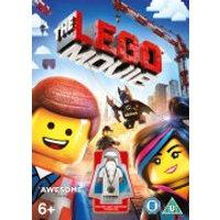 The LEGO Movie (Includes LEGO Minifigure Vitruvius)
