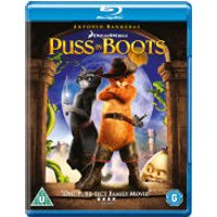 Puss in Boots (Single Disc)