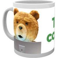 Ted is Coming Mug