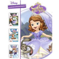 Sofia the First Triple: Holiday in Enchancia / Ready to be a Princess / Floating Palace