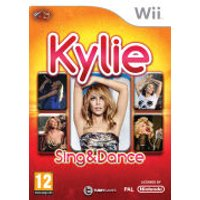 Kylie Sing and Dance