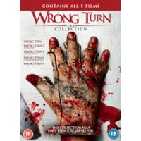 Wrong Turn 1-5 Box Set