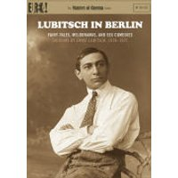 Lubitsch in Berlin Box Set (Masters of Cinema)