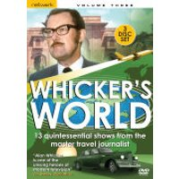 Whickers World - Volume 3